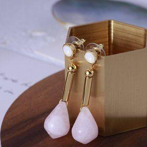 🎁NWT Kate Spade Pink Stone Earrings